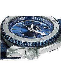 Seiko Sports watch - Bleu