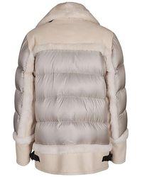 Moorer Coat Beige - Neutro