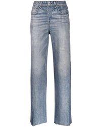 Rag & Bone Trousers - Blauw