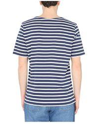 Saint James Levant Moderne T-Shirt Azul
