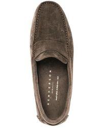 Henderson Loafers Marrón