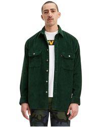 Levi's Overhemd - Groen