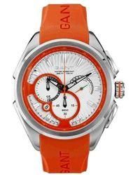 GANT Watch Ur - Oranje