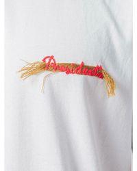 President's T-Shirt Blanco