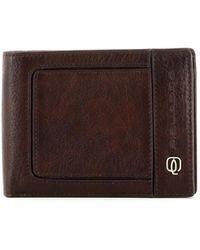 Piquadro Men's Wallet - Bruin