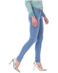 Rrd Stretch 260 Regular Jeans With Strass Azul