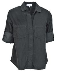 Bella Dahl Shirt - Grijs