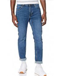 Lee Jeans Slim Rider L701vckk Pants - Blauw