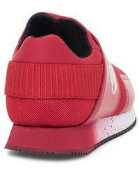 Trussardi Sneakers - 77A00154 Rojo