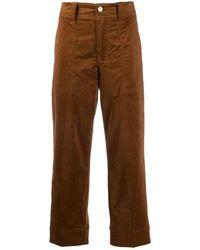 Closed Trousers - Bruin