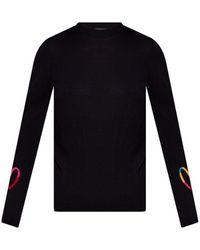 PS by Paul Smith Wool Sweater - Groen