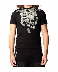 Patrizia Pepe T-shirt - Zwart