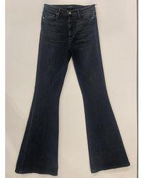 Black Orchid Jeans grace super flare - Gris