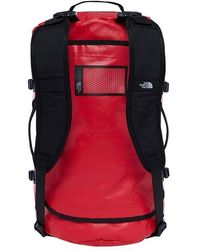 The North Face Accessoires Tas Base Camp Duffel - Rood