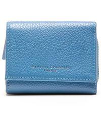 Gianni Chiarini Wallet - Bleu