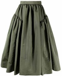 Alexander McQueen Skirt - Groen