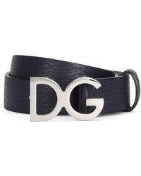 Dolce & Gabbana Riem - Blauw
