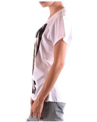 Philipp Plein Camiseta de manga corta Blanco