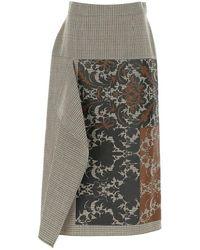 Casadei Skirt - Gris