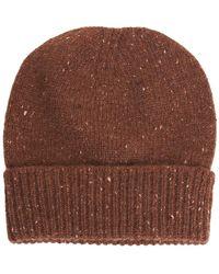 Eleventy Hat - Marrone