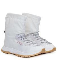 Givenchy Zapatillas altas Bh0033H0Ml Blanco