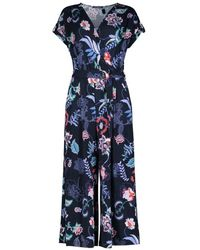 Betty Barclay Jumpsuit Marine - Blauw