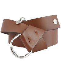 Peserico Cintura S32495C0 09412 - Marrone