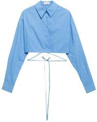 WEILI ZHENG - Shirt - Lyst
