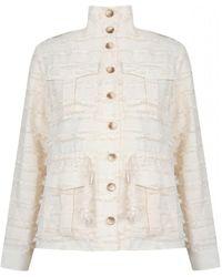 NÜ Gilsi Jacket - Blanc