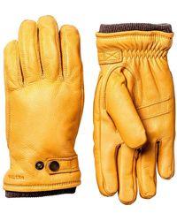Hestra Handschoenen - Geel
