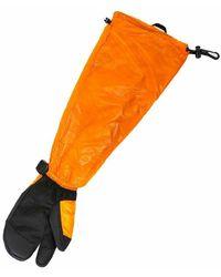 MM6 by Maison Martin Margiela Gloves S62ts0033s53390 - Oranje