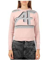 Alberta Ferretti Sweater - Roze
