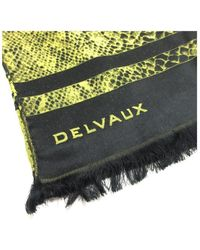 Delvaux Pre-owned Scarf - Vert