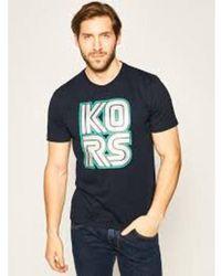 Michael Kors T-shirt - Bleu