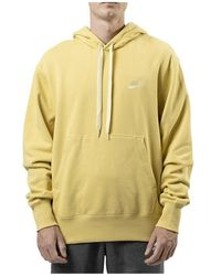 Nike Sweater - Geel