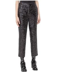 In the mood for love - Sequin Trousers - Lyst
