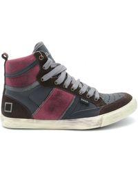 Date Sneakers - Grijs