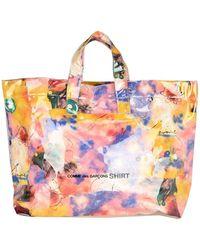 Comme des Garçons Men's Bags Handbag W28610Pc - Rosa