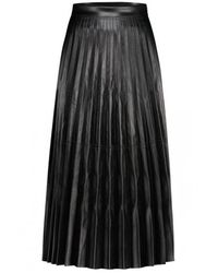 Simple Skirt - Zwart