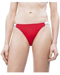 Calvin Klein Costume da bagno Cheeky Bikini - Rosso