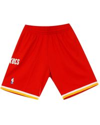 Mitchell & Ness Swingman Shorts - Rood