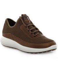 Ecco Sneakers Soft 7 Runner - Bruin