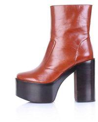 Jeffrey Campbell Jc81213 Boots - Marrone