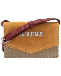 Jacquemus Le Porte Azur Shoulder Bag - Naturel