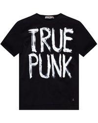 Vivienne Westwood Logo T-shirt - Noir