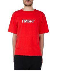 Unravel Project T-Shirt Rojo