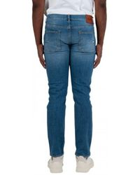 Mauro Grifoni Jeans - Blu