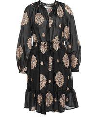 Silvian Heach Dress Pgp21335vecs 11 - Zwart