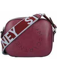 Stella McCartney Small Camera Bag - Paars
