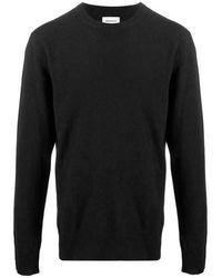 Woolrich Crewneck Sweater - Zwart